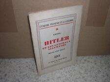 1940.Hitler & généraux allemands / Untel