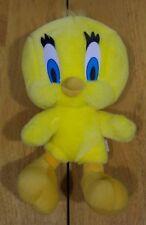 """Wb Looney Tunes Cute Tweety Bird 9"""" Plush Stuffed Animal Toy"""