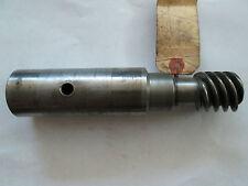 Van Norman Worm Shaft 304-00032 for Van Norman 304 Brake Lathe