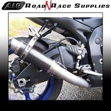 Suzuki GSXR 600 2006-2007 A16 Moto GP Exhaust - BIG BORE 63mm De-cat Link pipe