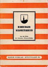 Hamburger Kilometerbuch, aus der Reihe der deutschen Kilometerbücher Entfernung