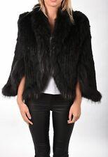 Waist Length Formal Fur Coats & Jackets for Women