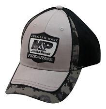 M&P by SMITH & WESSON *GREY & BLACK URBAN DIGITAL CAMO * HAT CAP *NEW* MP30