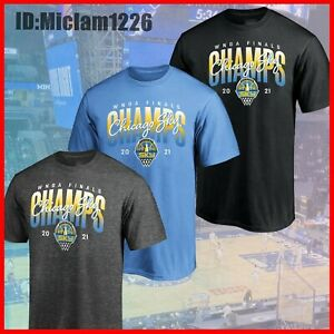 HOT HOT - Chicago Sky 2021 WNBA Finals Champions T-Shirt, All Size