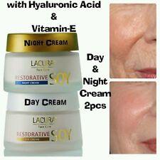 ALDI Lacura Restorative SOY Q10 Tagescreme/Anti-Falten Feuchtigkeitscreme LSF20