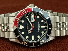 PRE-OWNED SEIKO DIVER 7S26-0050 SKX025J 10BAR AUTOMATIC MEN'S WATCH S.N 763937