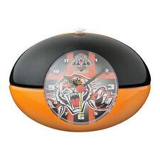 Wests Tigers NRL Footy Desk Clock **NRL OFFICIAL MERCHANDISE**
