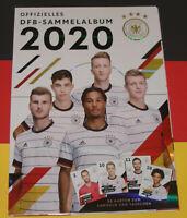 Rewe Sammelalbum DFB EM 2020 NEU ! Offizielles DFB Sammelalbum Leeralbum!