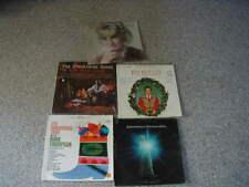 "New listing Lot Of 5 Christmas Lp, Jim Reeves ""Twelve Songs of Christmas"" 1963 Country Lp,"
