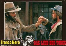 Das Lied des Todes ORIG AH-Foto Franco Nero als Keoma