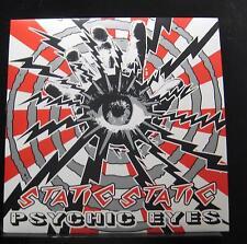 Static Static - Psychic Eyes LP New TTT-020 Tic Tac Totally! 2009 Repress Record