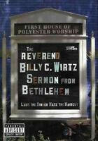 Wirtz , Reverendo Billy C Sermon From Bethlehem Nuevo DVD