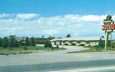 No.Rexburg,Idaho,Shannon Motel,Madison Co.Roadside,Chrome,c.1950s