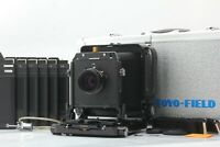 【Near Mint in Case】Toyo Field 45A + Nikkor W 150mm f5.6S 4x5 from Japan #234