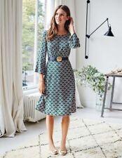 Boden Celia Dress Size 12p Ls079 II 03