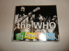 CD  The Who  ‎– My Generation