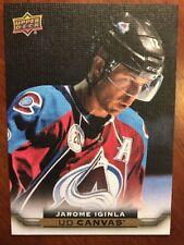 2015-16 UD Hockey Series 2 Canvas #C141 Jerome Iginla