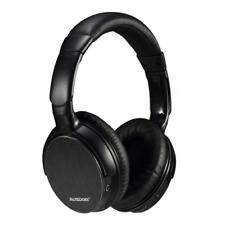AUSDOM Wireless Bluetooth Over Ear Headphones Microphone Deep Bass Headset iPhon