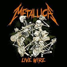 METALLICA-LIVE WIRE CD NEW