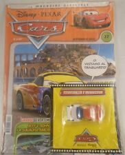 Disney Pixar CARS magazine set 2014 #77 RUSSIAN Vitaly Petrov retrocarica SEALED