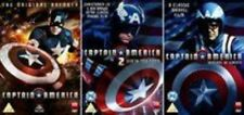 Captain America Collection 5037899055618 DVD Region 2 P H