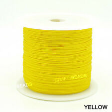 0.4MM - Chinese Knot Nylon Braided Cord Beading Thread Kumihimo Micro Macrame