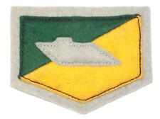 WW2 Original Colour Patch 3rd Australian Reconnaissance Squadron (AIF Personnel)