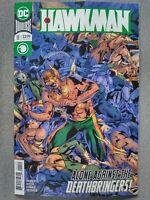 HAWKMAN #11a (2019 DC Universe Comics) ~ VF/NM Book