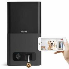 [2017 Item ] Petcube Bites Pet Camera with Treat Dispenser: HD 1080p Video Mo...