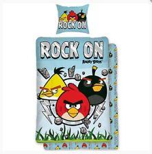 Bettwäsche Angry Birds 160 x 200 +  70 x 90