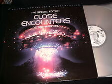 "CLOSE ENCOUNTER OF THE THIRD KIN<><>2X12"" Laserdiscs<>THE SPECIAL EDITION"