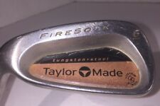 TaylorMade Bubble Firesole  LH 6 Iron R-80 Graphite Shaft