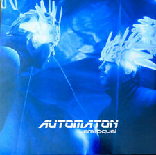 "Jamiroquai – Automaton Vinyl 10"" 45 RPM Single Clear UK 2017 Brand New Sealed*"