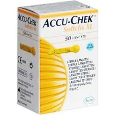 ACCU CHEK Softclix Lancet XL 50 St