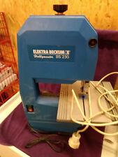 Sierra de cinta Elektra beckum 2e Bs 230