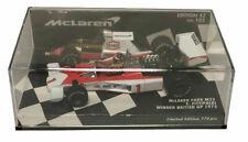 Minichamps McLaren M23 #1 British GP Winner 1975 - Emerson Fittipaldi 1/43 Scale