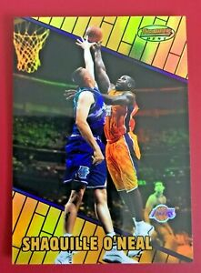1998-99 Bowman Best REFRACTOR 003/400 Shaquille O'Neal