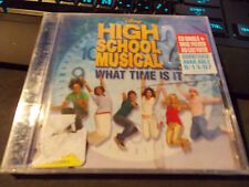 High School Musical 2: What Time Is It, CD Single (2007 Walt Disney) Factory Sea