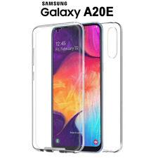 Funda Proteccion 360º Gel TPU Hibrida Transparente para Samsung Galaxy A20e