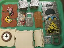 Mixed Lot 64 Fortnite Building Materials Clock Tower Replacement Parts