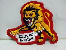 Un écusson aufbügler patch DAF trucks - 10 x 12 CM