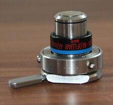 Zeiss Mikroskop Microscope Objektiv Epiplan-Neofluar 40/0,90 Oil mit Aufsatz