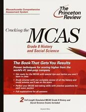 Cracking the MCAS Grade 8 History and Social Science (Princeton Review: Cracking