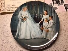 """Sound of Music """"Maria"""" Collector Plate Knowles Fine China Wedding Plate"""
