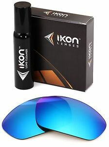 Polarized IKON Replacement Lenses For Costa Del Mar Man O War - Ice Blue