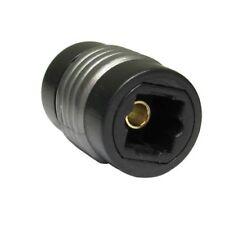 Cables y adaptadores de audio Conector A Audio óptico hembra para TV y Home Audio