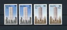 Nauru 161-4 MNH, Nauru House Overprints, 1978