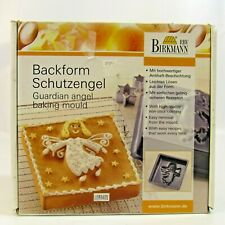 Backform Schutzengel Guardian Angel Baking Mould Cake Mold Non-Stick Birkmann