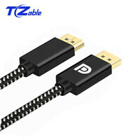 Display Port Cable 6ft 144HZ Gold Plated Male to Male Cable 1.2 4K 60Hz For HDTV