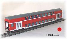 Märklin 43584 Double Decker Coach 1 2.klasse Class DB AG # NEW ORIGINAL